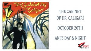 The Cabinet of Dr. Caligari with Live Score by Dav...