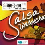 Salsa Wednesdays with All Rhythms at One2One