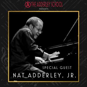 Renowned jazz artist Nat Adderley, Jr. to play Parker Jazz Club Oct. 17