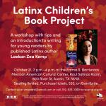 Latinx Children's Book Project Workshop