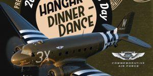 ★ WWII Big Band Hangar Dance ★ Nov 13th, San M...