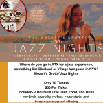 Grotto Jazz Nights