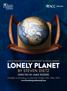 ACC Drama presents Lonely Planet by Steven Dietz
