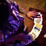 Tarot readings with Hibiscus Eye Tarot