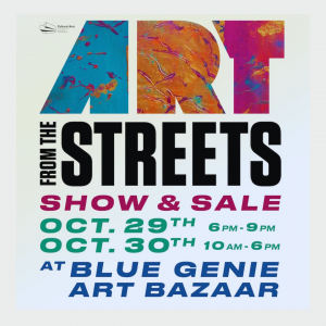 Art from the Streets 29th Annual Art Sale