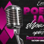 Poetry Jam - Open Mic & Showcase | 12.3