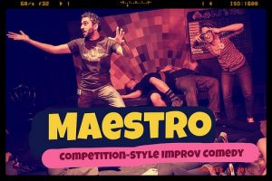 Maestro: Elimination-Style Improv Comedy