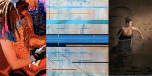 Opening Reception for Abstract Absolutely, I See You, & Scene Builders