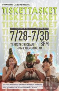 Tiskettasket: An Interactive Physical Theatre Performance
