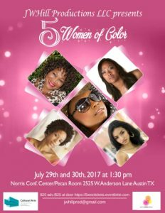 5 Women of Color