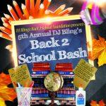 DJ Bling Back 2 School Bash
