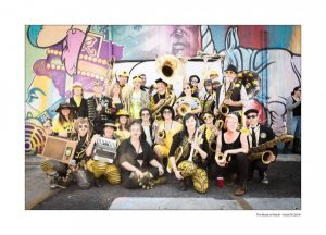 Brass Band Workshop and Community Band Merge!