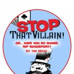 """Stop That Villain"" at Way Off Broadway"
