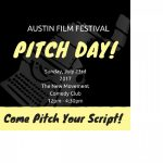 Austin Film Festival Presents: Pitch Day