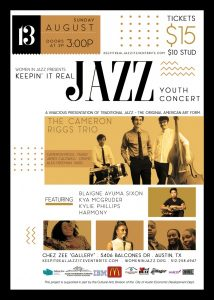 Keepin' It Real Jazz Youth Concert