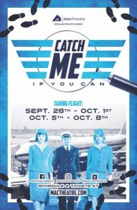 MacTheatre Presents: Catch Me If You Can