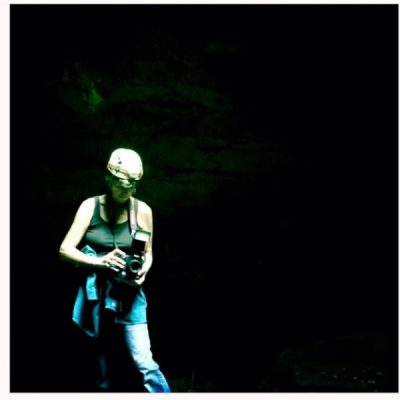 Underground Photography at Goat Cave with Shelley Wood