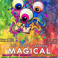 Lets Create Something Magical Vol 2 Release Show