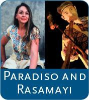Sound Healing Concert  with Paradiso and Rasamayi