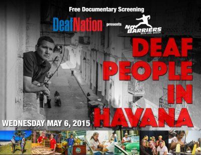 DeafNation Presents Free Documentary Screening