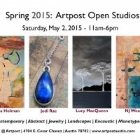 Artpost Open Studios