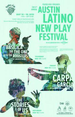 Teatro Vivo presents The Austin Latino New Play Festival