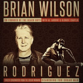 "Brian Wilson ""NO PIER PRESSURE TOUR"" with special guest Rodriguez"