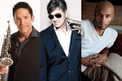 Dave Koz & Friends Rick Braun & Kenny Lattimore