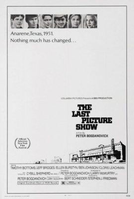 Texas Focus Film Series: The Last Picture Show