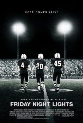 Texas Focus Film Series: Friday Night Lights