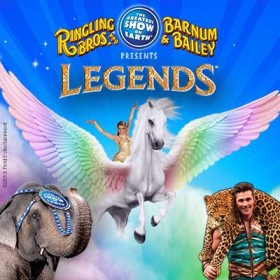 Ringling Bros. and Barnum & Bailey Presents® LEGENDS!