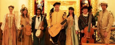 The Austin Troubadours at Scottish Rite Theater - Music from the Time of Shakespeare
