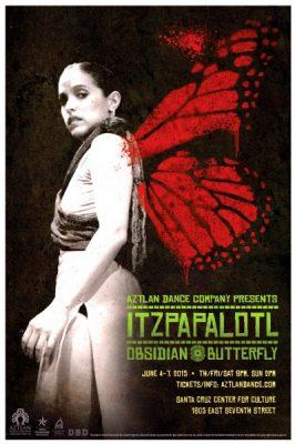 ITZPAPALOTL: Obsidian Butterfly