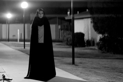 AFS Presents: A GIRL WALKS HOME ALONE AT NIGHT