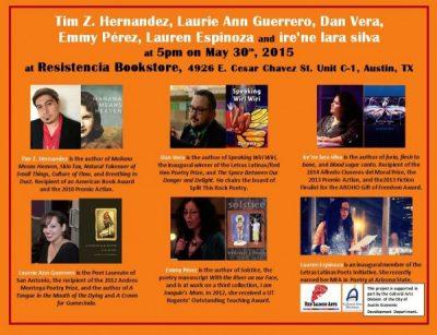 Reading with Hernandez, Guerrero, Vera, Pérez & silva