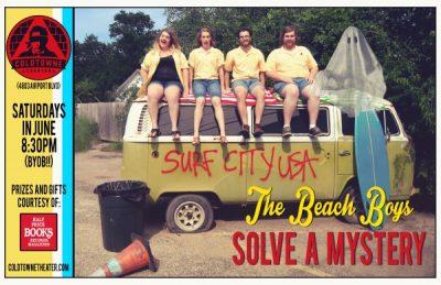 The Beach Boys Solve a Mystery