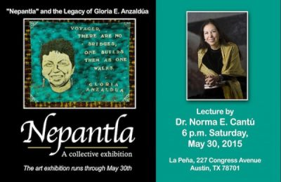 Lecture by Dr. Norma E. Cantú