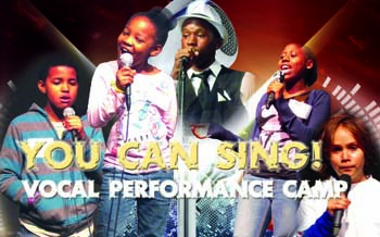 You Can Sing! Vocal Performance Workshop 2015