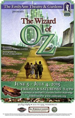Performance of The Wizard of Oz