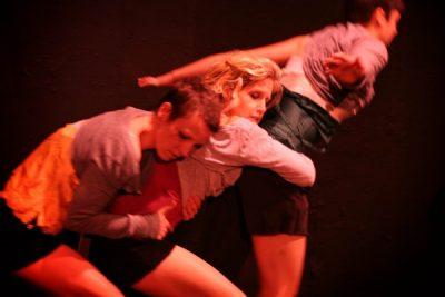 Int/Adv Contemporary dance with Ellen Bartel