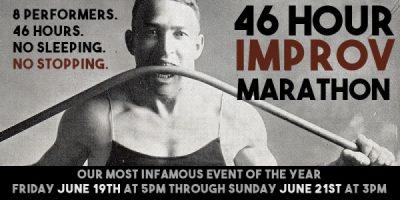 The 46-Hour Improv Marathon