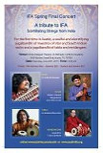 SCINTILLATING STRINGS FROM INDIA
