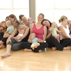 Postnatal Yoga Training with Jess G