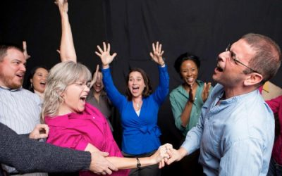Merlin Works Free Intro to Improv & Improv Singing