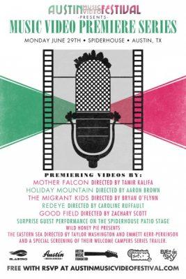 Music Video Premiere Series