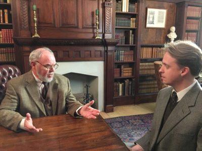 Jarrott Productions presents Freud's Last Session