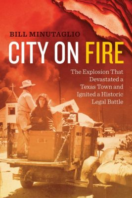 Book It, Texas! City on Fire