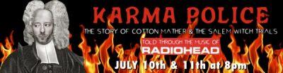KARMA POLICE – A Jukebox Musical Project