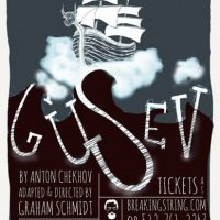 Gusev, by Anton Chekhov, adapted and directed by Graham Schmidt