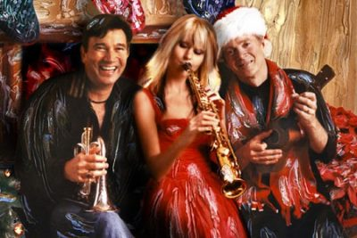 Peter White Christmas w/ Mindi Abair & Rick Braun
